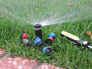 Sprinkler & Lawn Irrigation System Installation